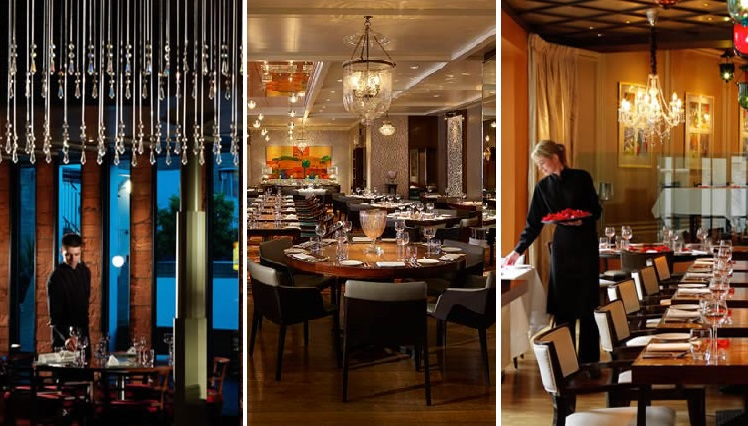 Best Indian Restaurants in London:Amaya, Chutney Mary, Veeraswamy